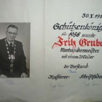 1956 Fritz Gruber