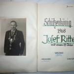1968 Josef Ritter