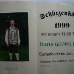 1999 Hans-Georg Frei