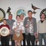 Sieger des Jahresabschlusschießens 2004 und Könige 2005