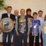 Sieger 2006 und Könige 2007