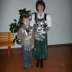 Jugendkönig Sandro Schuler und Schützenkönigin Ingeborg Eichele 2012