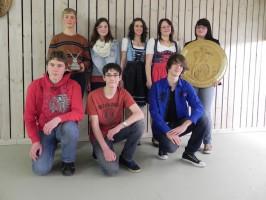 Sieger des Schülerpokals und der Juniornscheibe