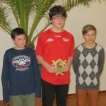 Sieger der Jugendscheibe - Michael Gufler