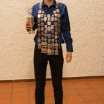 Schützenkönig 2015 - Christian Eichele - 26,17 Teiler